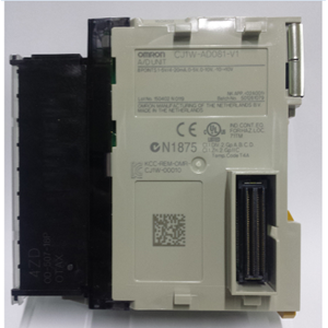 Analog Input Unit OMRON CJ1W-AD081-V1