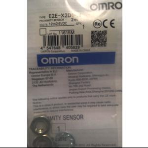 Cylindrical Proximity Sensor OMRON E2E-X2D1-N 2M