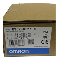 Built-in Supply Photoelectric Sensor - OMRON E3JK-TR11-C 1