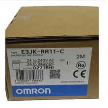 Built-in Supply Photoelectric Sensor - OMRON E3JK-TR11-C