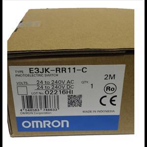 Built-in Supply Photoelectric Sensor - OMRON E3JK-TR11-C
