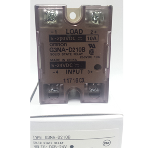 General Purpose Solid State Relay - OMRON G3NA-220B - AC220-240