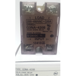 General Purpose Solid State Relay OMRON G3NA-420B DC5-24