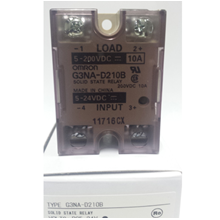 General Purpose Solid State Relay OMRON G3NA-D210B DC5-24