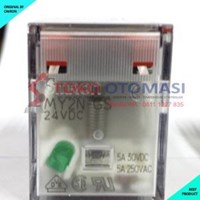 Relay Omron MY2N-GS DC24