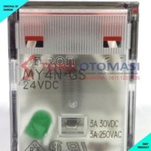 Relay Omron MY4N-GS DC24
