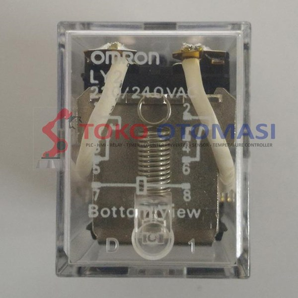 Relay Omron LY2 AC220/240