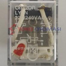 Realay Omron LY2N AC220/240 (Aksesoris Listrik)