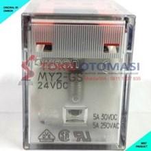Relay Omron MY2-GS DC24 (Aksesoris Listrik)