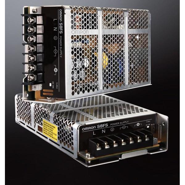 S8FS-C10024J + S82Y-FSC150DIN POWER SUPPLY