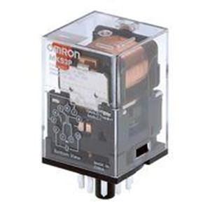 MKS3P DC24 BY OMZ RELAY (aksesoris listrik)