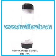 Plastic Cartridge Cylinder Size 10″
