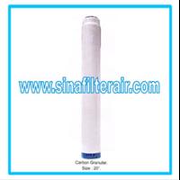 Filter Catridge Carbon Granular size 20″ 1
