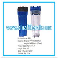 Filter Housing Original PP-AS Plastic 1