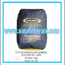 Karbon Aktif Granular (Calgon Ex. USA)