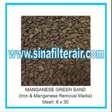 Pasir Manganese Green Sand