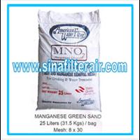 Pasir Manganese Green Sand (Ex.USA) 1