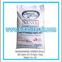 Pasir Manganese Green Sand (Ex.USA)