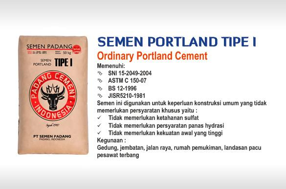 Sell Portland Cement Type I From Indonesia By Pt Semen