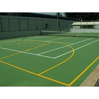 Jual Outdoor Tennis Court