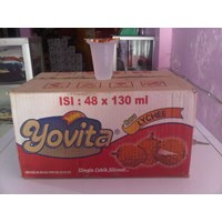 YOVITA JUICE 48X130ML
