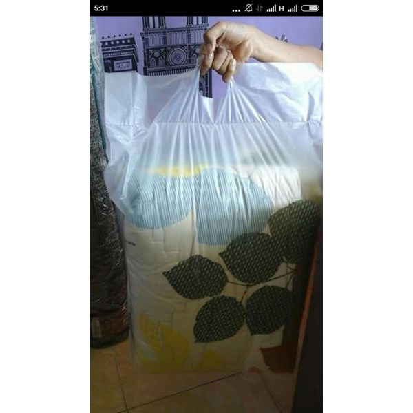plastik jinjing untuk perlengkapan loundry