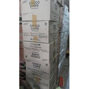 Chocochips l'agie 3x4kg ready