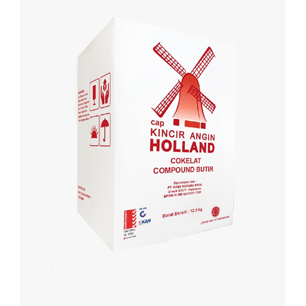 chocolate Rice holland