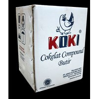 Cokelat Compound Butir (Cocoa Butter)