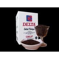 Meses Cokelat Delta