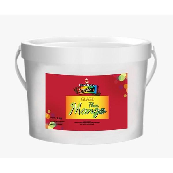 Thai Manggo Glaze Jam