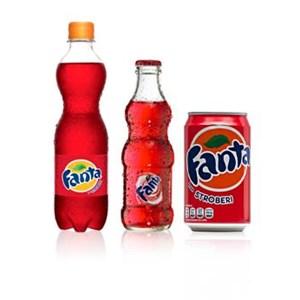 Jual Fanta Strawberry Harga Murah Bekasi Oleh PT Coca Cola