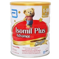 Jual Isomil Plus Advance Soya 850Gr Tin