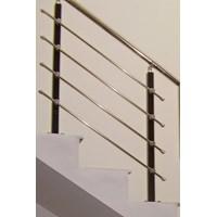 Dekorasi tangga elegan
