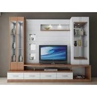 Dekorasi rak tv