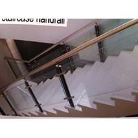 Railing tangga stylish