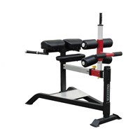 SL 7013 GLUTE HAM BENCH By IMPULSE