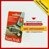 Jual Flashdisk 16 GB Sandisk Cruzer Blade