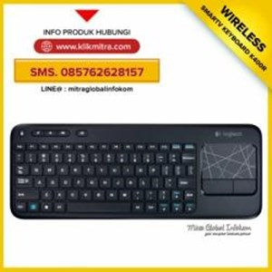 Keyboard Wireless Touch K400r