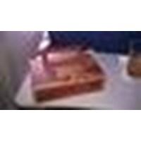Food Gradepaper Snacks Box  Murah 5