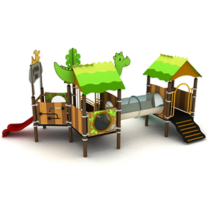 Kids Playground Type BTA-12-01 (THE STONE AGE)