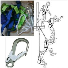Full Body Harness for Single Big Hook