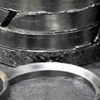 High Temperature Graphite Packing Ring Seals