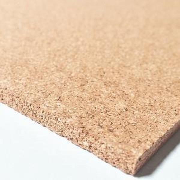 Cork sheet  Produk Karet Lainnya