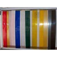 Cheap PVC plastic curtain size 2 mm