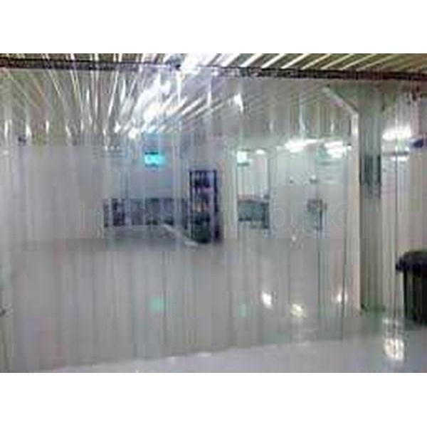 Tirai PVC Murah ukuran 2mm