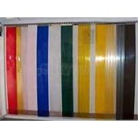Distributor Tirai PVC Plastik Murah ukuran 2 mm 3