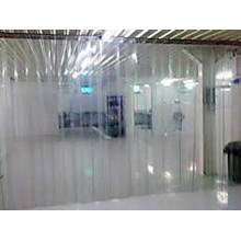 Cheap Plastic PVC curtain size 2 mm