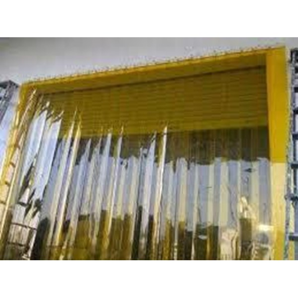 Cheap Plastic PVC curtain size 2 mm