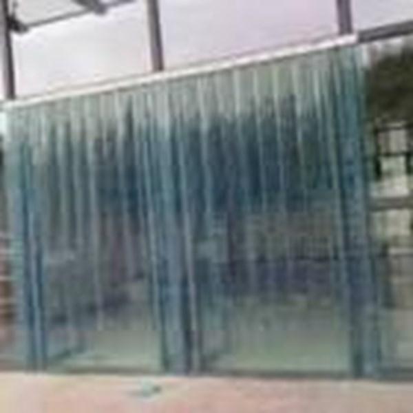 Tirai PVC Plastik Curtain Jakarta Barat